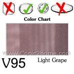 V95 - Light Grape
