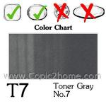 T7 - Toner Gray No.7