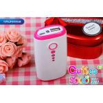 PowerBank Arun Cuties - สีชมพู