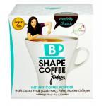 กาแฟบีเชพ (B SHAPE COFFEE by Jintara) ราคากล่องละ 180 บาท