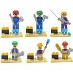 เลโก้ มาริโอ้ SUPER MARIO LEGO [6แบบ]