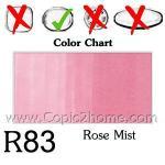R83 - Rose Mist