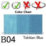 B04 - Tahitian Blur