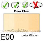 E00 - Skin White