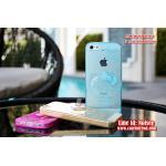 เคส iPhone 5/5s - TPU Kitty สีฟ้า
