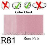 R81 - Rose Pink