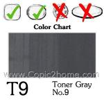 T9 - Toner Gray No.9