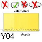 Y04 - Acacia