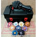 BEYBLADE BOX SET 9 LS-GRIP [RAPIDITY]