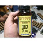 Swanson DHEA 50 mg. 120 capsules