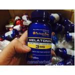 Puritan's Pride Melatonin 3 mg 120 เม็ด