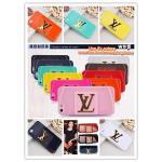 เคส iPhone5s/5 Louis Vuitton TPU - สีชมพูเข้ม
