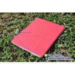 เคส iPad4/3/2 - SmartCase Cover Stand - สีแดง