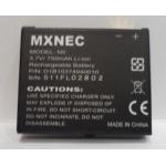 แบตเตอรี่ MXNEC N5