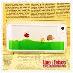 เคส iPhone5/5s - เคสตู้ปลา สีเขียว
