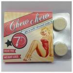 chew chew ลดความอ้วน 1 กล่อง