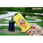 เคส iPhone5 /5s ลายการ์ตูน TPU นิ่ม - ลายหมีพูห์