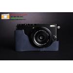 เคสกล้อง Fujifilm X70 สีน้ำเงินเข้ม