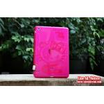 เคส iPad mini 1/2/3 - TPU Hello Kitty สีชมพูเข้ม