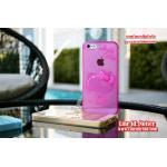 เคส iPhone 5/5s - TPU Kitty สีชมพู