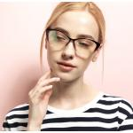 กรอบแว่นตาผู้หญิง TR90