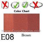 E08 - Brown