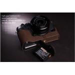 เคสกล้อง FUJIFILM X-T2 Dark coffee