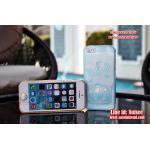 เคส iPhone 5/5s - TPU Stitch สีฟ้า