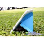เคส iPad4/3/2 - SmartCase Cover Stand - สีฟ้า