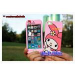 เคส iPhone5s/5 ฝาประกบหน้าหลัง - มายเมโลดี้
