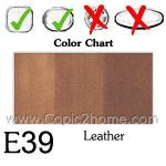 E39 - Leather
