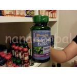 Billberry 1000 mg. 90 Softgels 1 กระปุก