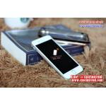 เคส iPhone 6 - Lovemei อลูมิเนียน 0.7 mm - สีเงิน