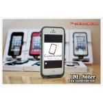 เคส iPhone5/5s - LifeProof กันน้ำ - สีขาว