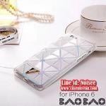 เคส iPhone 6/6S- Baobao สีขาว