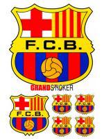 สติ๊กเกอร์บาร์เซโลนา Barcelona สำเนา