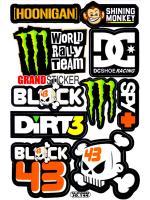 สติ๊กเกอร์รวม Logo JO 144