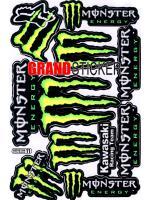สติ๊กเกอร์ Monster 11