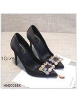 Pre รองเท้าคัทชู ส้นสูง แฟชั่น Hi end งานสวยมาก มีไซด์ 33-40