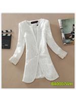 Pre เสื้อสูท blazer แฟชั่น ราคาถูก มีไซด์ M/L/XL/2XL