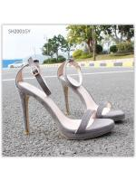 Pre รองเท้าคัทชู ส้นสูง แฟชั่น ราคาถูก มีไซด์ 33-41