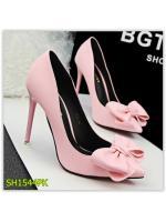 Pre รองเท้าส้นสูง คัทชู แฟชั่น ราคาถูก มีไซด์ 35-39