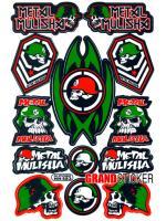 สติ๊กเกอร์รวม Logo MM 583