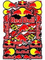 สติ๊กเกอร์ Red Bull 541