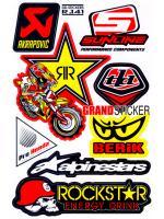 สติ๊กเกอร์รวม Logo R 141