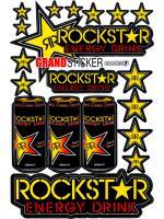 สติ๊กเกอร์ RockStar R7