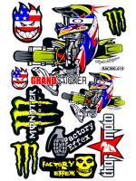สติ๊กเกอร์รวม Logo 019