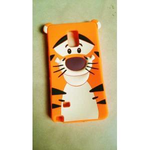 เคสยาง Tiger for Note4