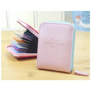 Mirror Accordion Wallet
