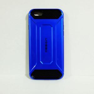 เคสไอโฟน 6/6S design สีน้ำเงิน